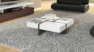 small white square coffee table high gloss coffee table with storage white square large home interiors
