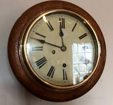 Country Kitchen Wall Clocks Country Kitchen Wall Clock The Swan Antiques Dealers Oxfordshire