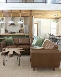 timber sectional from article
