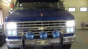 Chevy Van LS3 coming home - YouTube