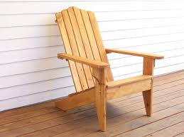 Outdoor Wooden Chairs With Arms Adirondack Wood Chair Furniture