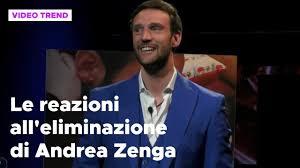Andrea Zenga eliminato dal GF Vip, le reazioni sui social - Grande Fratello  Vip