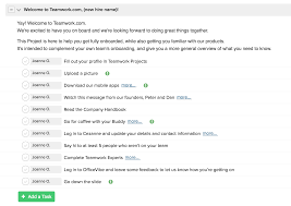 5 Task List Templates That Make Your Whole Team More