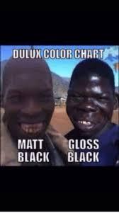 Dulux Color Chart Color Chart Mattgloss Blackblack Dank
