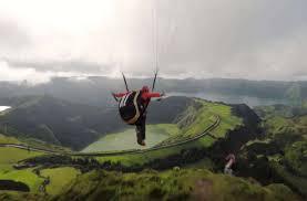 gravity is overrated weightless paraglider jean baptiste chandelier