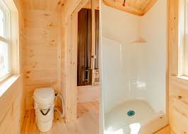 tiny house toilet. 8x16 Cross Gable Tiny House - Interior Toilet ,