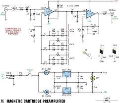 riaa phono preamplifier ne5532 schematic wiring diagrams second amplifier schematic phono wiring diagram sch moving magnet mm riaa phono preamplifier schematic electronics
