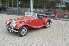 classic mg cars for classic and performance car mg tf 1 5 roadster