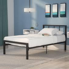 Zipcode Design Martinique Twin Platform Bed \u0026 Reviews   Wayfair