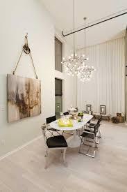 venice loft contemporary dining room