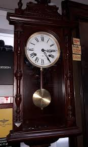 ecs germany grandfather clock with