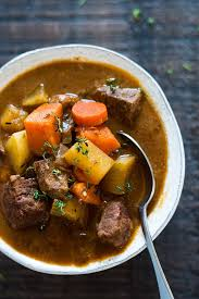 healthy slow cooker beef stew perfect