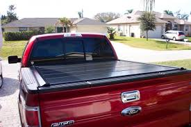 Just installed my Peragon folding tonneau cover Page 3 Ford