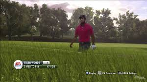 Tiger Woods PGA Tour 10 Xbox 360 Gameplay - Beth Page Black - YouTube