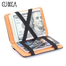 <b>CUIKCA</b> Korean Version <b>Magic Wallet</b> Money Clips Women Men ...