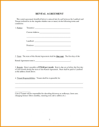 Hunting Rental And Lease Form Delectable Land Rental Agreement Template Farm Lease And Form Inherwake