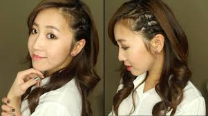 Simple Hairstyles For College Easy Everyday Hairstyle Youtube