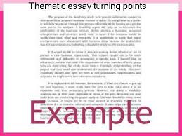 thematic essay turning points homework help thematic essay turning points essay questions for spanish american war guide essay reworder xm