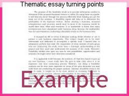 thematic essay turning points homework help thematic essay turning points essay questions for spanish american war guide essay reworder xm