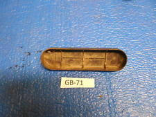 vintage fuse panel vintage mercedes benz adenauer fuse box fuse panel cover