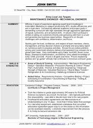 Electrical Engineering Resume Samples Electrical Engineer Resume Unique New Power Plant Electrical