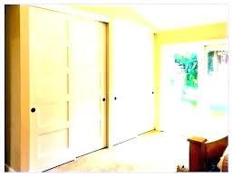 linen closet door alternatives to doors small short bifold
