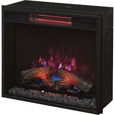 chimney free spectrafire plus infrared electric fireplace insert 5 200 btu 23in model 23ii310gra electric fireplaces northern tool equipment