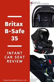 britax b safe 35 infant car seat elite base review the b