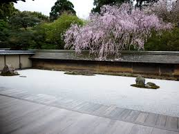 free photo japanese rock garden
