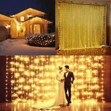Curtain String Led Lights Pinterest