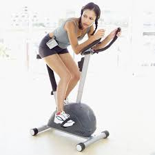 exercise bikes are great for toning your thighs