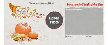 Free Online Thanksgiving Invitations Free Thanksgiving Invitation Card Online Invitations