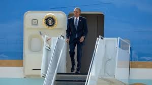 Image result for obama kicks reporters off plane