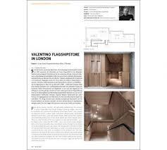 furniture architecture. valentino london in ait furniture architecture s