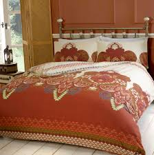 moroccan style duvet cover
