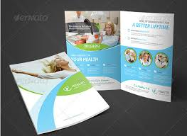 Foldable Brochure Template Free 8 Modern Medical And Healthy Brochure Templates Free Adobe