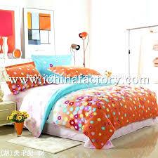 orange bedding set awesome orange bed sets orange quilt set twin orange king size comforter ideas