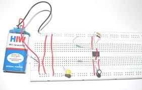 flashing led circuit diagram using 555 timer ic simple flashing led using 555 timer ic