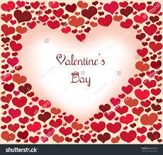 valentine heart frame. Contemporary Heart Valentine Heart Frame Created From A Bunch Of Hearts Intended Heart Frame V