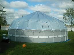 Above Ground Fabrico Sun Domes