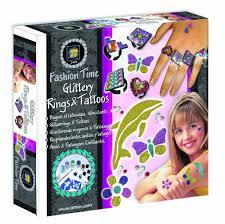 Třpytivé Tetování Pro Děti