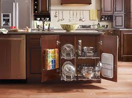 Black Kitchen Storage Cabinet Smart Kitchen Storage Cabinets The Home Redesign Kitchen Storage