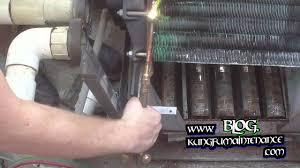 Heater Fixer How To Repair Water Leaking Swimming Pool Spa Heater Heat