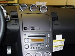 bose car stereo. the 350z with bose stereo system car