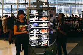Sneaker Vending Machine Adorable VISUAL IMPRESSIONS FROM BERLIN SNEAKER EXHIBITION SOLEMART The