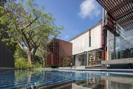 2 Storey Good Class Bungalow with Basement and Swimming Pool Location:  Singapore Completion Year: 2016