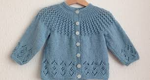 Free Knitting Patterns Inspiration Rosabel Knitted Baby Cardigan [FREE Knitting Pattern]