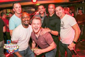 Gay men social club