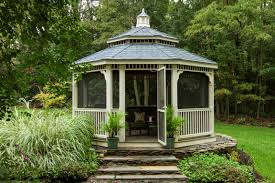 What is a pavilion Architecture Byler Barns What Is Gazebo Byler Barns