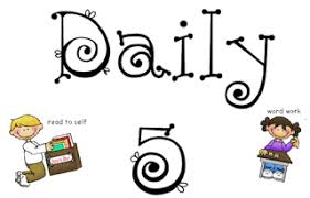 Image result for free daily five  clip art